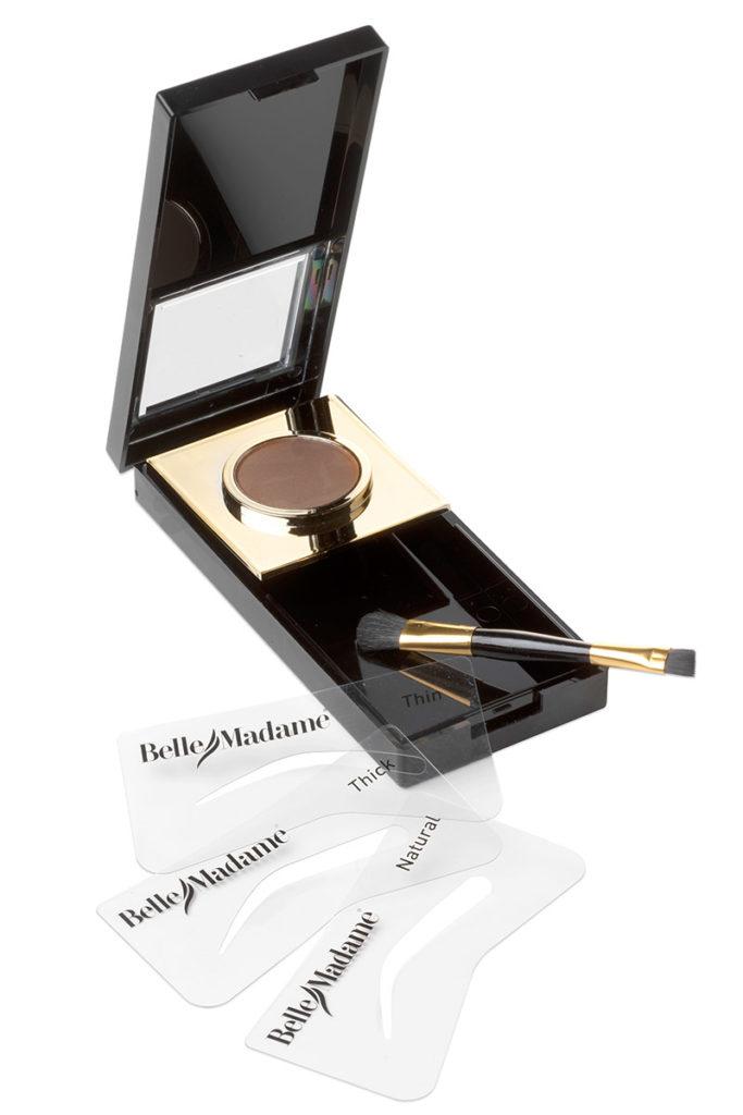 bm-6080_eyebrow-make-up_eyebrow-powder-kit_open