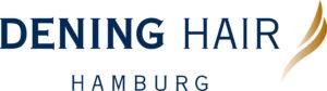 Logo DENING HAIR 2015 Hamburg POS Pantone+ 4c
