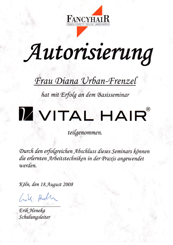 Autorisierung_VITAL HAIR_ 18.08.2008