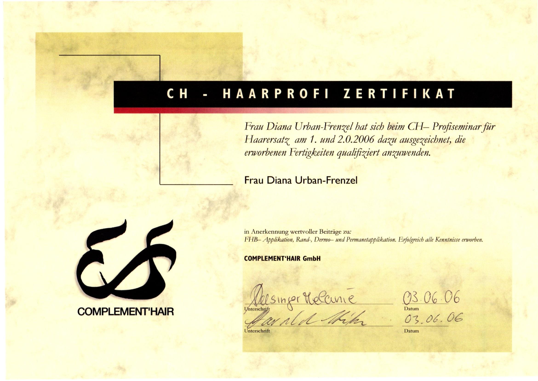 CH-HAARPROFI ZERTIFIKAT_03.03.2006