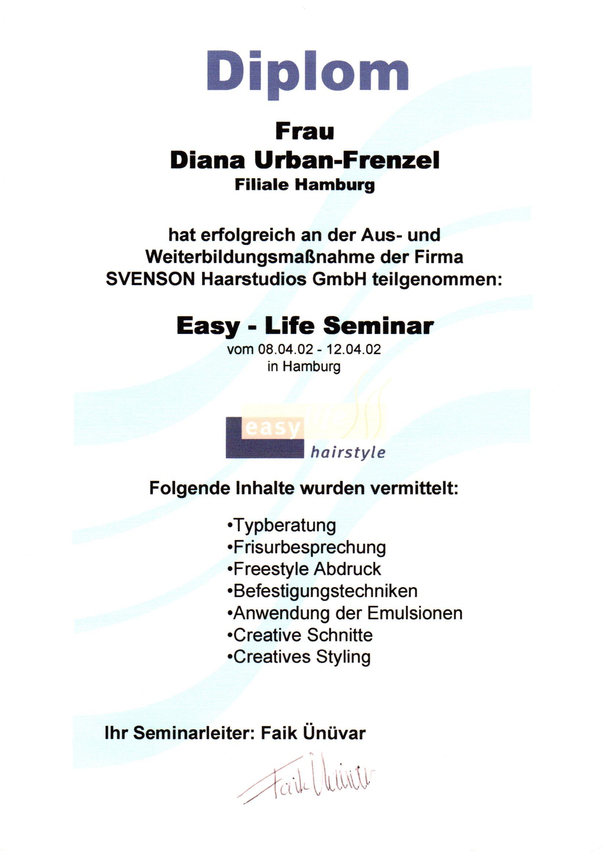 Diplom_Easy - Life Seminar_12.04.2002